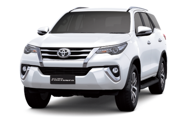 All New Fortuner - Home