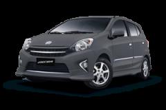 Toyota Agya Bali Abu Abu - Agya