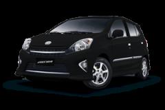 Toyota Agya Bali Hitam - Agya