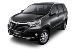 Toyota Avansa Bali Black Metallic - Grand New Avanza