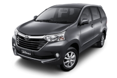 Toyota Avansa Bali Grey Metallic - Grand New Avanza