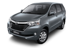 Toyota Avansa Bali Silver Metallic - Grand New Avanza