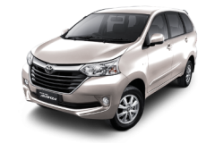 Toyota Avansa Bali White - Grand New Avanza