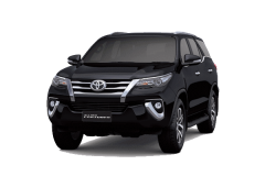 Toyota Fortuner Bali Attitude Black - All New Fortuner