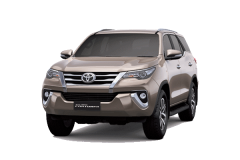 Toyota Fortuner Bali Avant Garde Brown Metallic - All New Fortuner