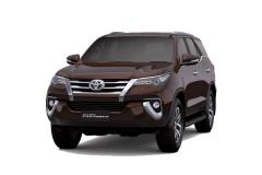 Toyota Fortuner Bali Phantom Brown Metallic - All New Fortuner