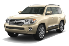 Toyota Land Cruiser Bali Beige Mica Metallic - Land Cruiser
