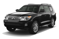 Toyota Land Cruiser Bali Black - Land Cruiser