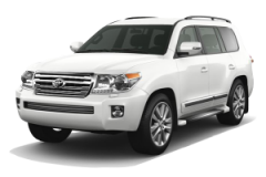 Toyota Land Cruiser Bali White Pearl CS - Land Cruiser