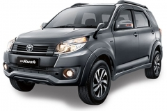 Toyota Rush Bali Grey Metallic - New Rush