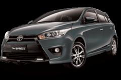 Toyota Yaris Bali Grey Metallic - All New Yaris