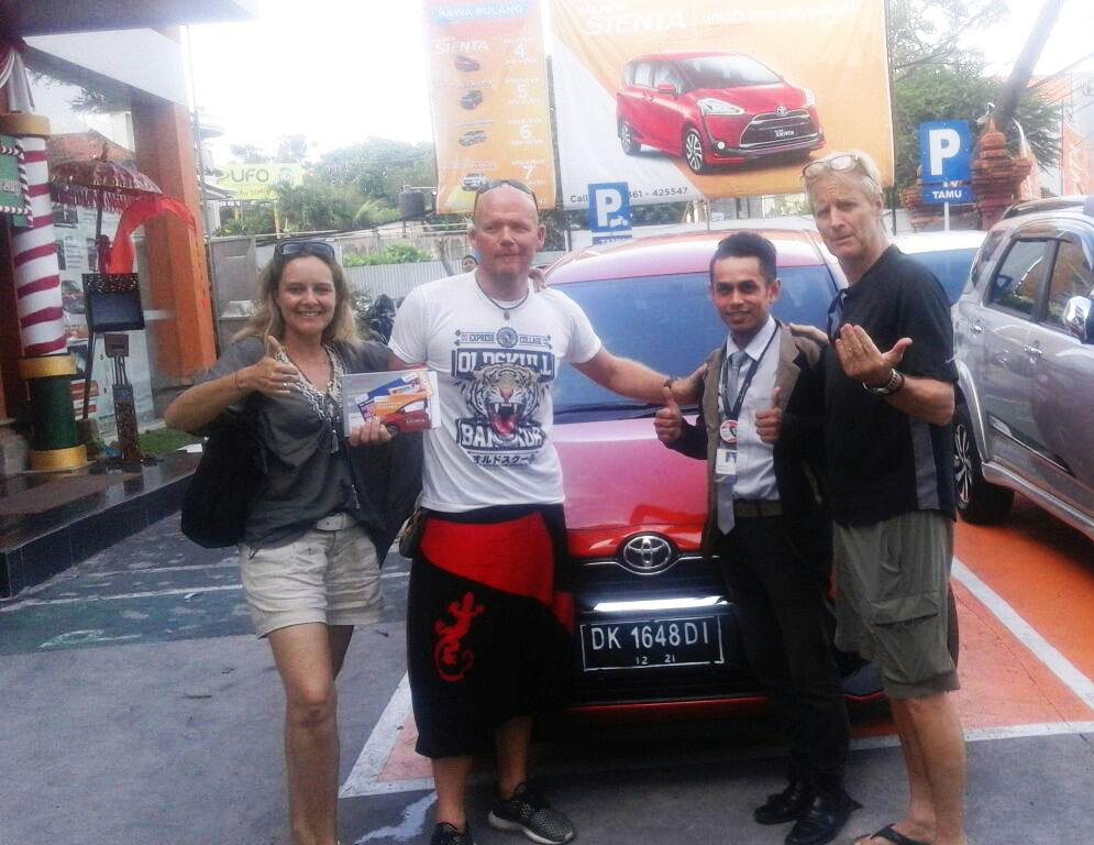 EMMANUEL DAN CELINE - Keluarga Toyota