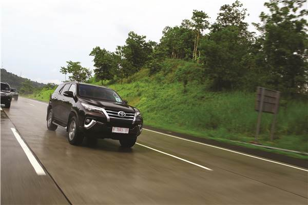 Fortuner3 - Killer Toyota All New Fortuner