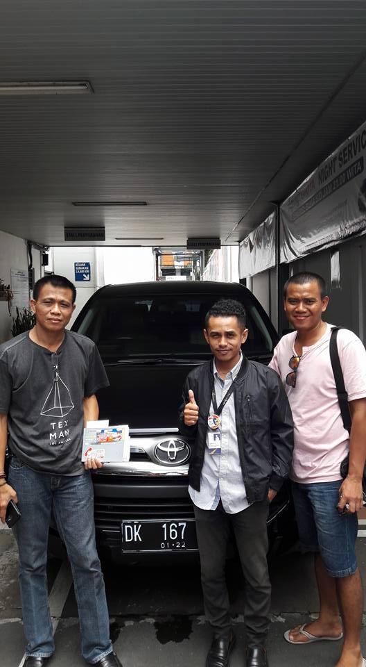 I Gusti Ngurah Putu Sunaya - Keluarga Toyota