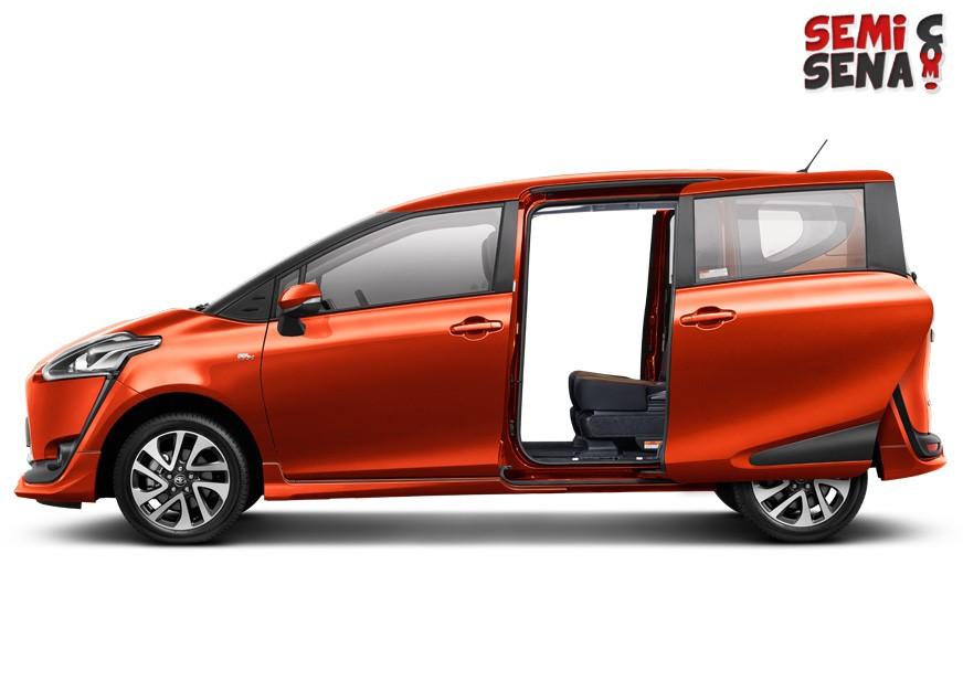 Spesifikasi dan Harga Toyota Sienta2 - Harga dan Spesifikasi Toyota Sienta
