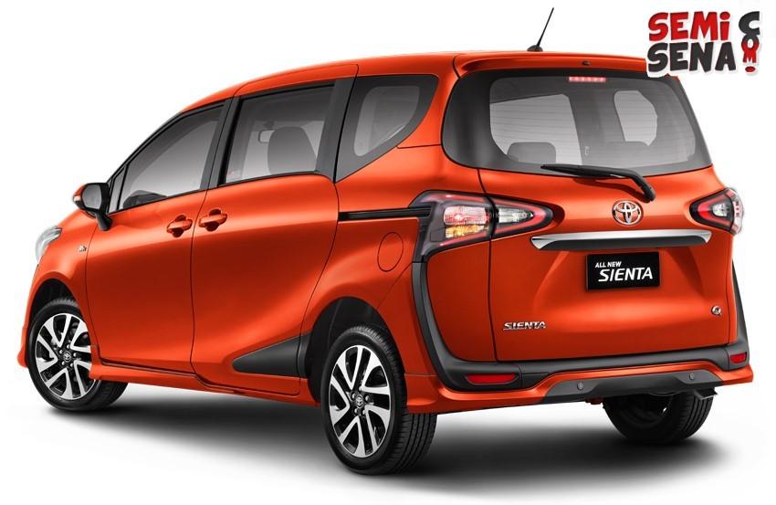 Spesifikasi dan Harga Toyota Sienta3 - Harga dan Spesifikasi Toyota Sienta