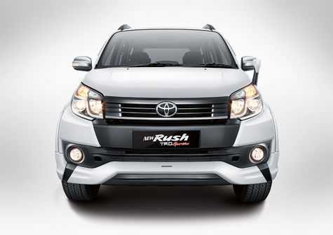Toyota Rush TRD Sportivo, Bertujuh Itu Lebih Baik1