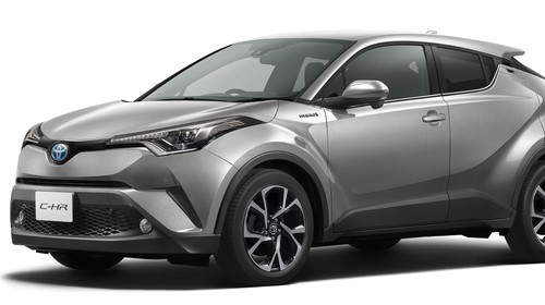 Spesifikasi Lengkap Toyota C HR - Spesifikasi Lengkap Toyota C-HR