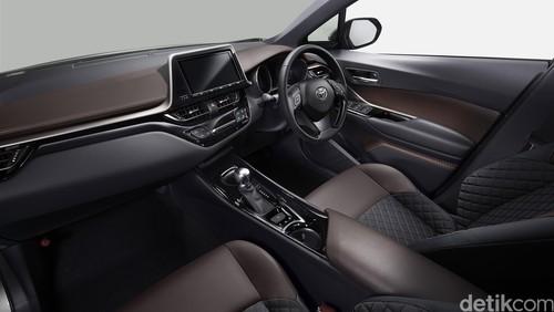 Spesifikasi Lengkap Toyota C HR1 - Spesifikasi Lengkap Toyota C-HR
