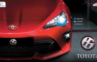 New Toyota FT86