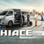 All New Hiace