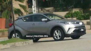 Toyota C HR Muncul di Jalanan Kota Malaysia 300x168 - Toyota C-HR Muncul di Jalanan Kota Malaysia