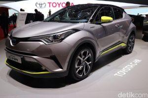 Toyota C HR Terlaris di Benua Eropa 300x200 - Toyota C-HR Terlaris di Benua Eropa