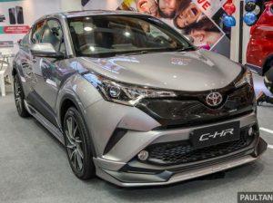 Bocoran crossover andalan Toyota C HR di pasar ASEAN 300x224 - Bocoran crossover andalan Toyota C-HR di pasar ASEAN