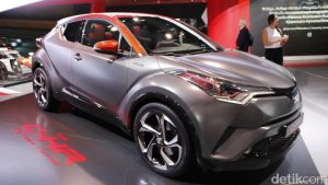 April Depan Toyota Luncurkan SUV CHR 300x169 - April Depan Toyota Luncurkan SUV C-HR