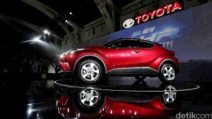 Toyota C HR Jadi Rebutan Para Wanita Karir 300x169 - Toyota C-HR Jadi Rebutan Para Wanita Karir