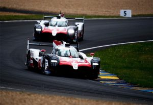 Mobil Toyota Juara 24 Hours of Le Mans 2018 300x206 - Mobil Toyota Juara 24 Hours of Le Mans 2018