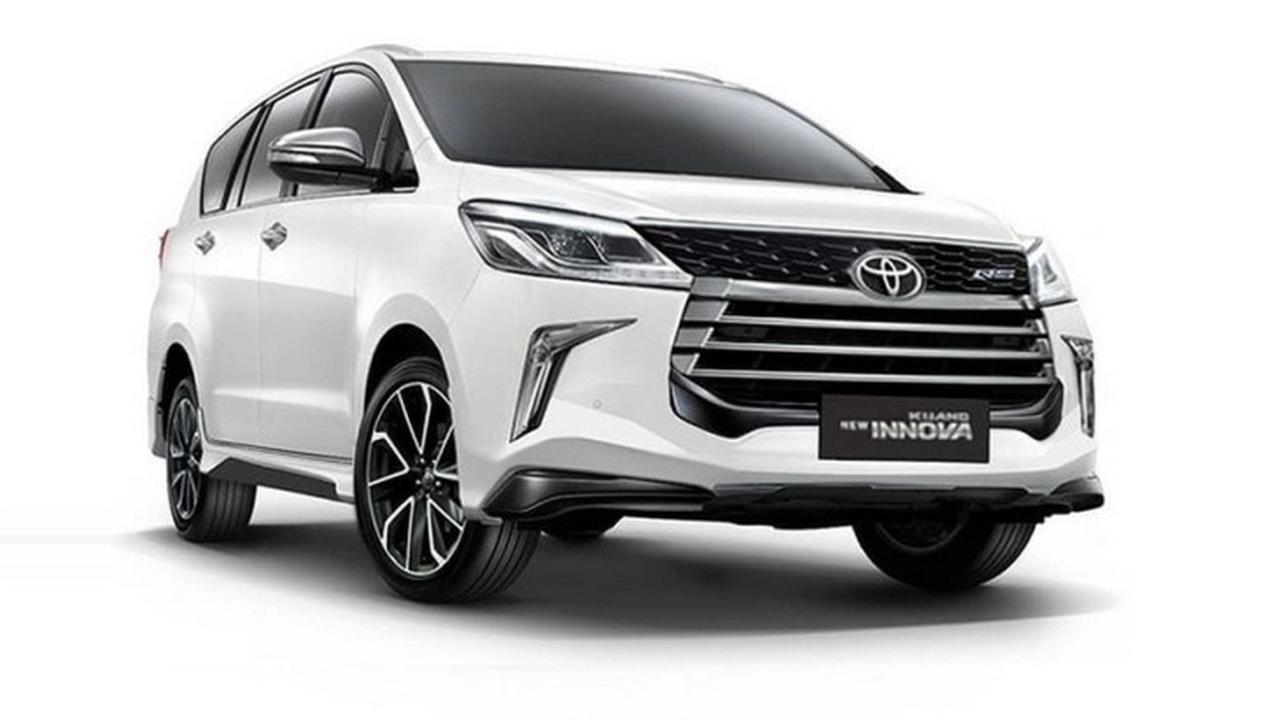 Beginikah model teranyar Toyota Kijang Innova Terbaru - Beginikah model teranyar Toyota Kijang Innova Terbaru