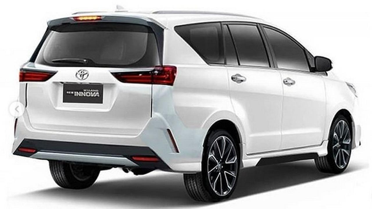 Beginikah model teranyar Toyota Kijang Innova Terbaru1 - Beginikah model teranyar Toyota Kijang Innova Terbaru