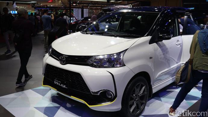 Toyota memamerkan perubahan sedikit Avanza1 - Toyota memamerkan perubahan sedikit Avanza