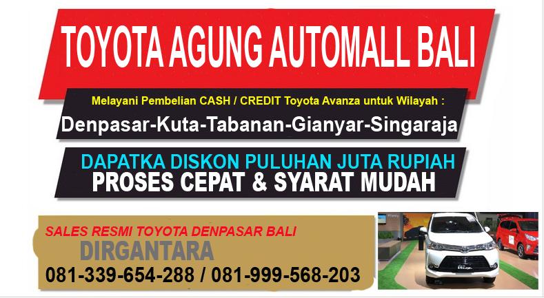Dealer Mobil Toyota Denpasar Bali Harga Kredit Promo Toyota 2018 copy - Toyota | Harga Mobil Toyota Di Denpasar Bali