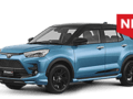 Toyota Raize Bali