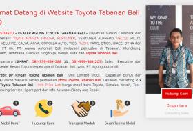 Dealer Agung Toyota Tabanan Bali 280x190 - Dealer Agung Toyota Tabanan Bali