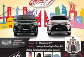 IMG 20191016 WA0035 280x190 - Festival Avanza dan Veloz Sebangsa di Bali