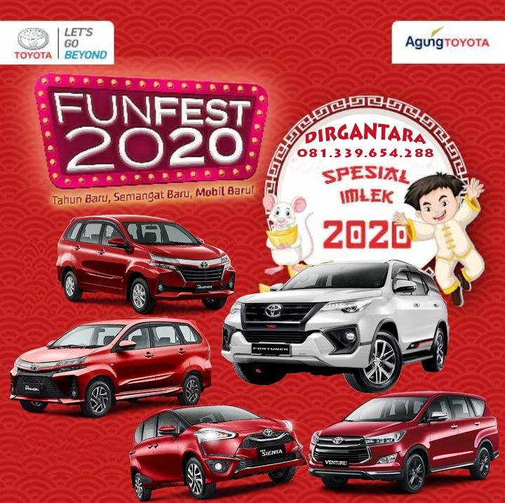 Promo Toyota Bali Imlek Januari 2020 - Promo Mobil Toyota Bali Tahun Baru Imlek 2020