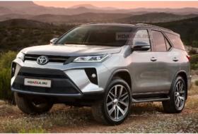 Model Toyota Fortuner Terbaru 2020 Bali 280x190 - Toyota Fortuner facelift Meluncur Juni 2020