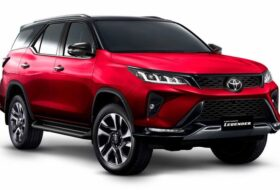 SUV Toyota Fortuner facelift Tahun 2020 280x190 - SUV Toyota Fortuner facelift Tahun 2020
