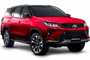 SUV Toyota Fortuner facelift Tahun 2020 300x200 - Toyota memperkenalkan Fortuner facelift di Indonesia