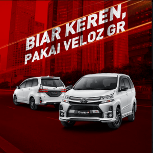 081339654288 Veloz GR stylish kini hadir semakin sporty 1 300x300 - Dukung jiwa sporty-mu bersama Toyota GR