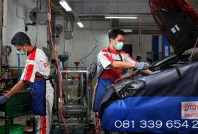 Bengkel Toyota Kintamani Bali