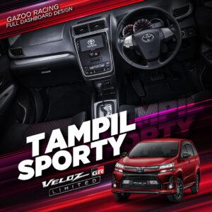 081339654288 Tampil Sporty Toyota Veloz GR Limited 300x300 - Tampil Sporty Toyota Veloz GR Limited