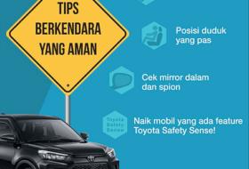 Tips berkendara yang Aman