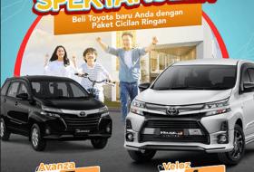 Toyota Avanza & Veloz GR Limited Edition Bali